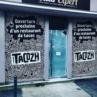 Un vent de nouveauté souffle sur le monde #tacos à #rennes ! Stay tuned ! #rennesmaville