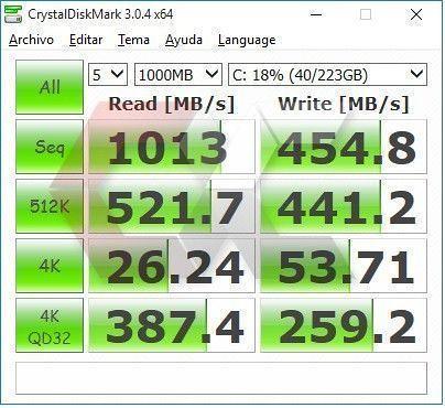 HyperX-Savage-SSD-RAID-Crystal-Disk-Mark-OverCluster-2
