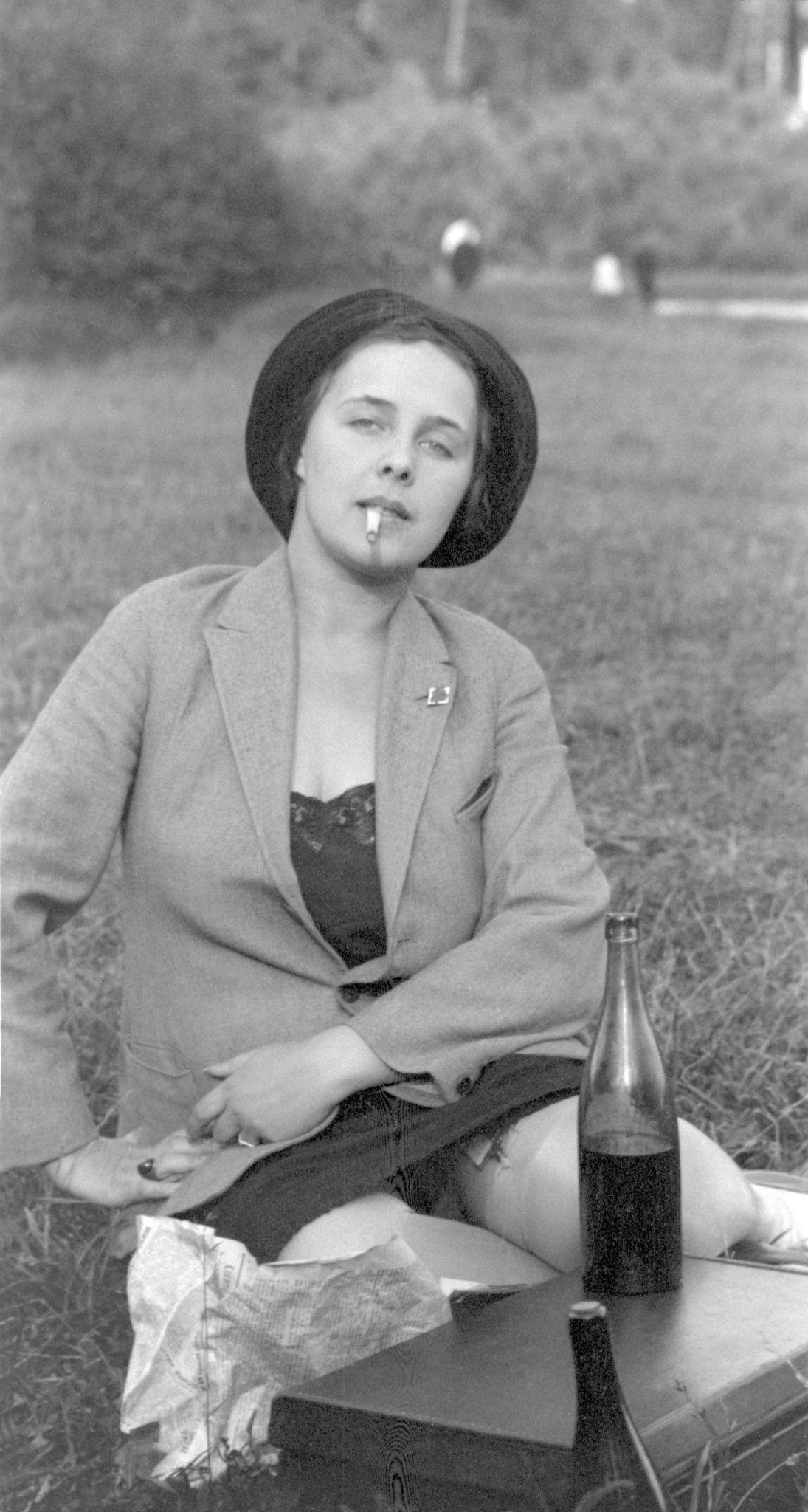 1920-е. Портрет москвички