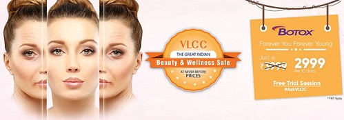BOTOX Cosmetic Treatment - VLCC India