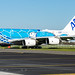 First Airbus A380 ANA All Nippon Airways JA381A by French_Painter