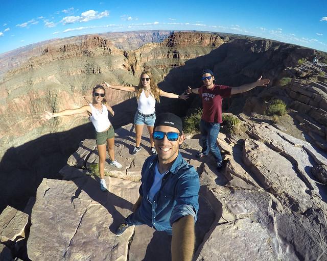 Excursión al skywalk del Gran Cañón en la Costa Oeste