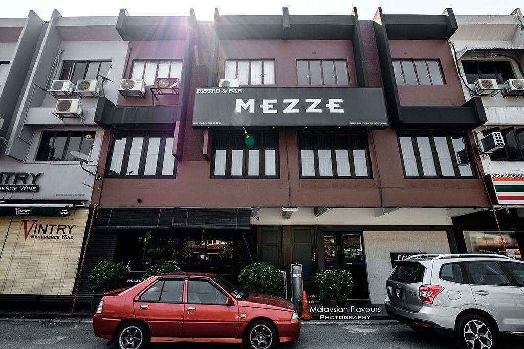 Mezze KL Medan Damansara