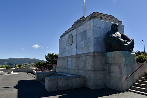 Monument on Signal Hill, Dunedin