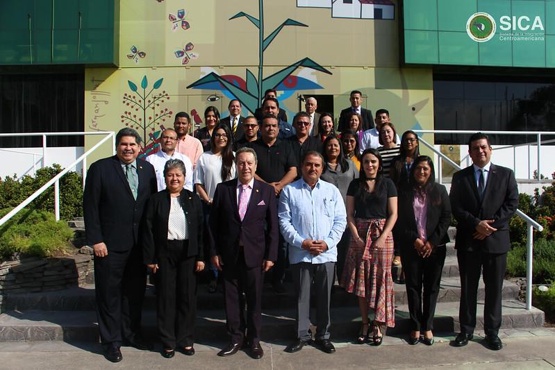 Apertura taller técnico inducción a la plataforma digital del Sistema Integrado de Registro Pesquero y Acuícola Centroamericano