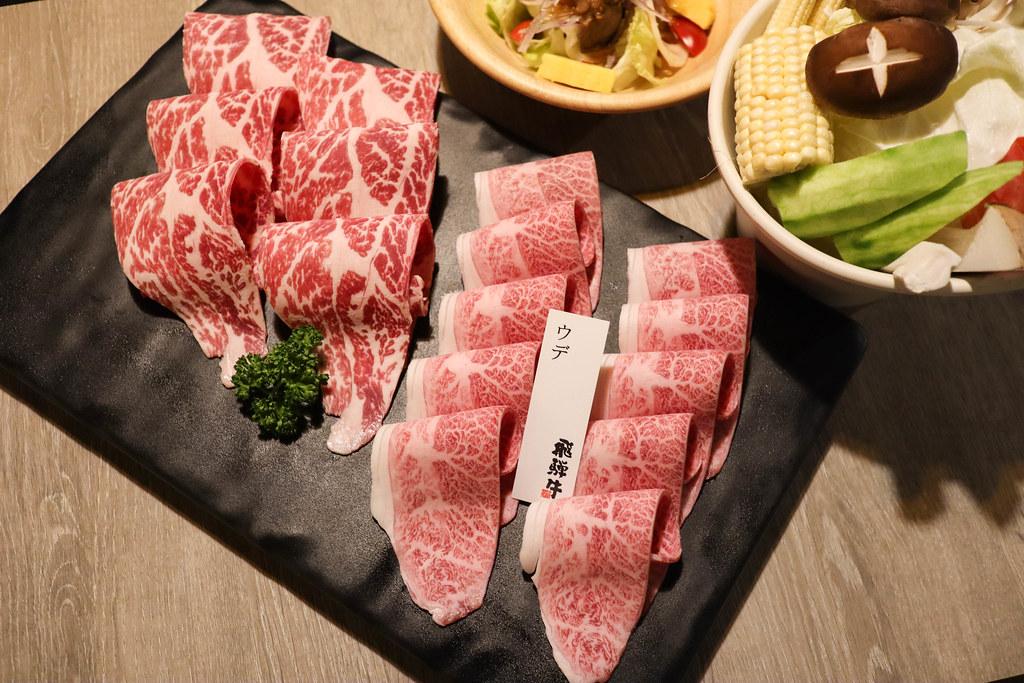 釧井 飛驒牛(海鮮鍋物) (38)