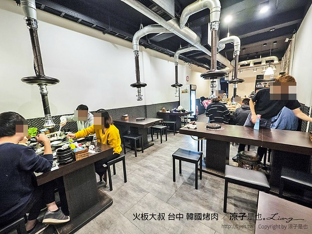 火板大叔 台中 韓國烤肉 40
