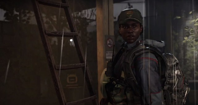 The Division 2 - Agent Sanders