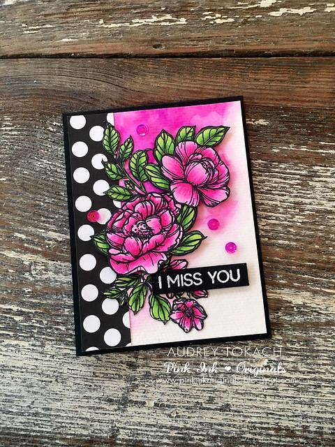 Spellbinders-Miss You