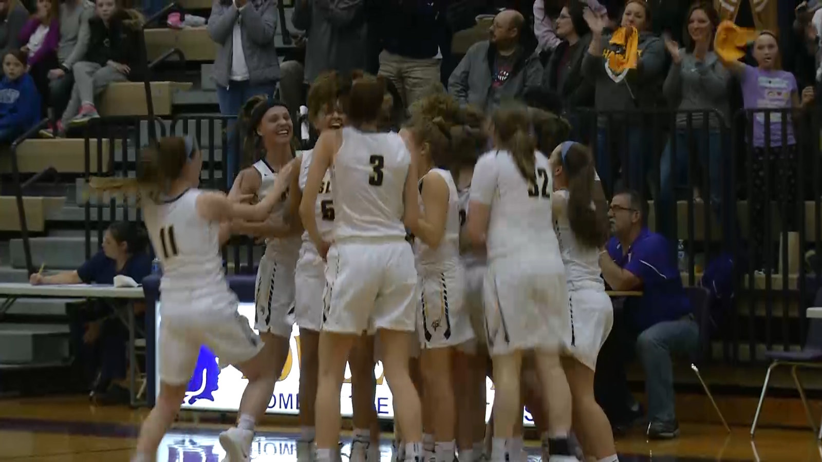 Haslett Girls Advances to Final Four Against Detroit Edison