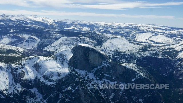Oakhurst/Above Half Dome, Yosemite