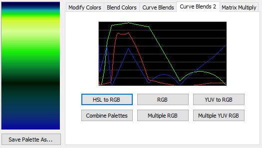 Automatic Color Palette Creation   Softology's Blog