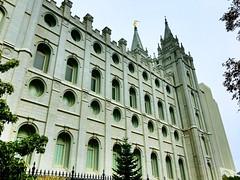 Mormon Tabernacle SLC