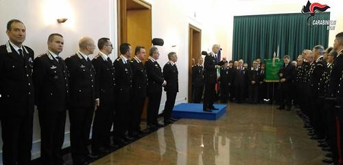 generale Nistri al comando carabinieri puglia