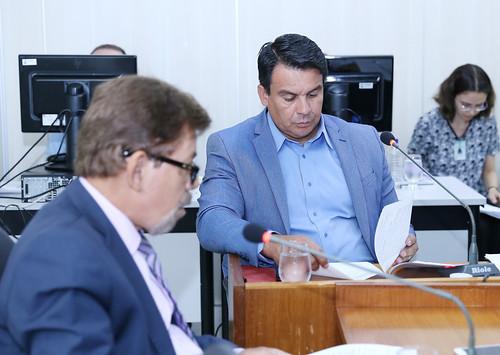 4ª Reunião - Comissão Especial de Estudo: Enchentes da Avenida Vilarinho