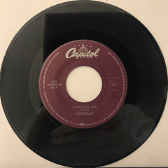 PORTRAIT:I CAN CALL YOU(RECORD SIDE-A)