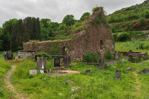 Abbeystrowry church ruins