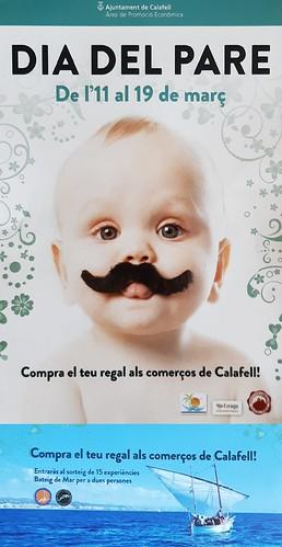 2019Campanya de Comerç a Calafell per Sant Josep 2019