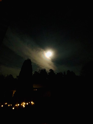 super full moon - worm moon - vernal equinox, march 20, 2019 (sweden)