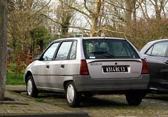 1992 Citroën AX 11 Reflet