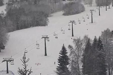 Paseky nad Jizerou: třetí letošní nová lanovka uvedena do provozu