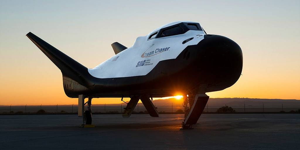 NASA : l'avion spatial Dream Chaser entre en production