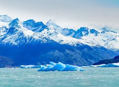 Boat trip on Lago Argentino