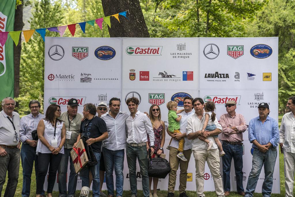 Rally Desafio de Clásicos, 2018
