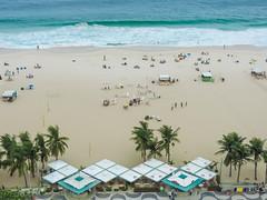 Atlantic Avenue & Copacabana beach - last day