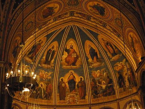20090521 021 Jakobus Agen Kathedrale Kirche Apsis