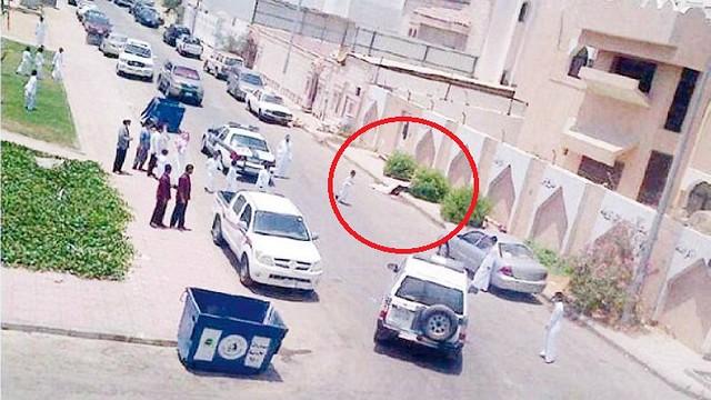 4976 The killer of Al Samer Girl executed in Saudi Arabia after 7 years 02