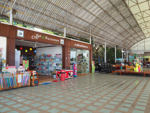 P1020540 Wat Saman Rattanaram(ワット・サマーン・ラッタナーラーム) ピンクガネーシャ バンコク Bangkok ひめごと