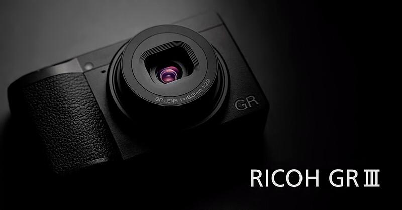 RICOH GR III anounced!