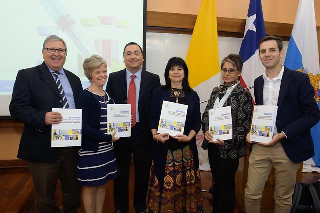 Seminario ¿Cómo mejorar la confianza hacia las vacunas en Chile?
