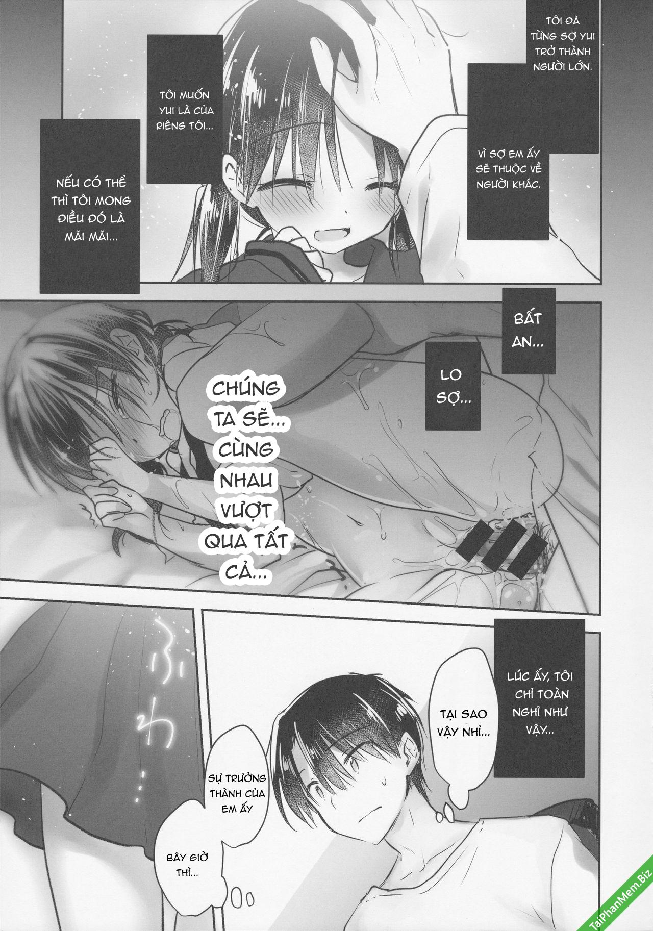 HentaiVN.net - Ảnh 17 - Omocha Sex - Chap 5