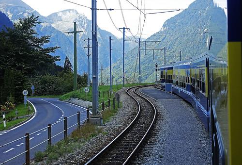 RD18839.  BOB at Burglauenen.