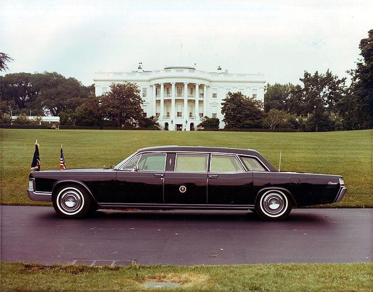 Coche presidencial