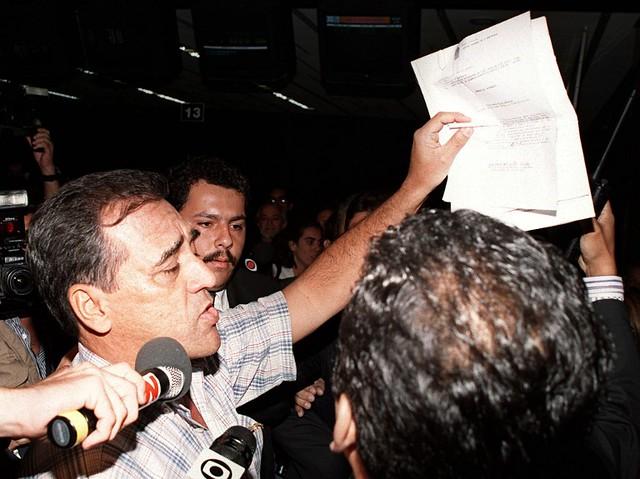 Deputado entra com pedido de realização de plebiscito sobre reestatização da Vale