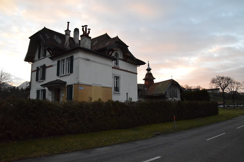 Oud huis.