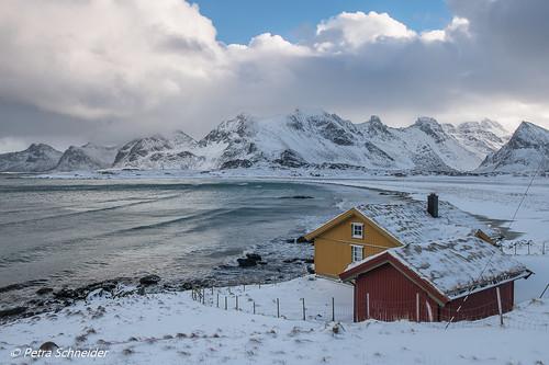 Ytresand beach, Flakstadøya, Lofoten