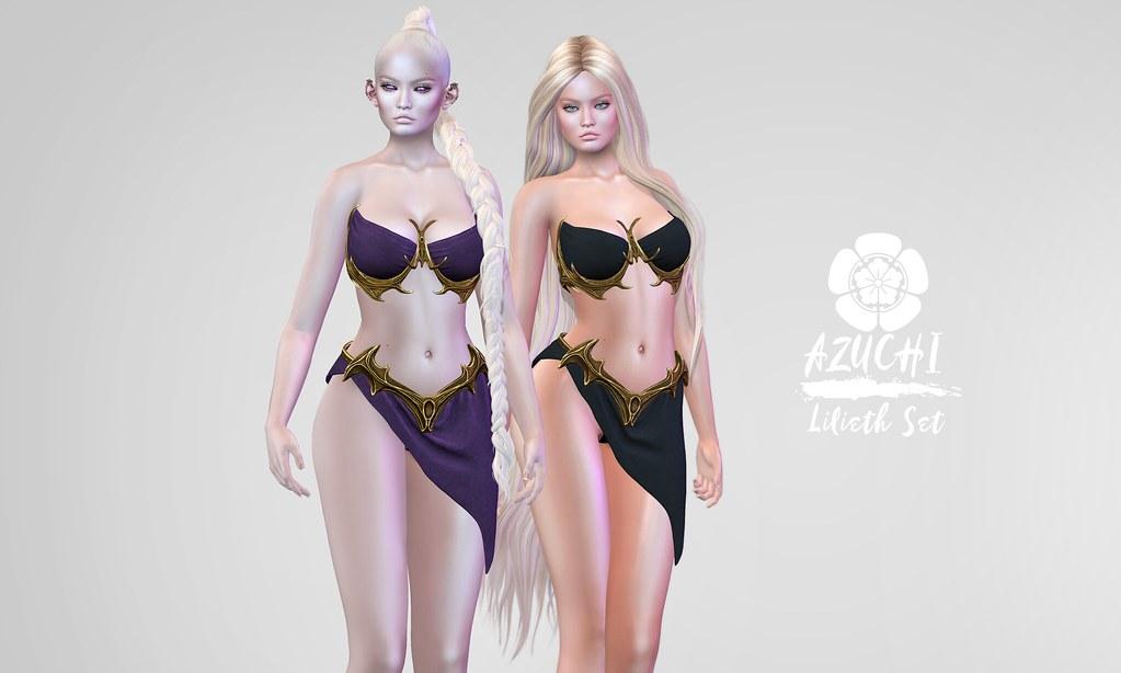 [Azuchi] Lilieth Set @ TFC!