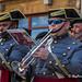 Agrupación Musical San Salvador de Oviedo. PRIMER CERTAMEN DE BANDAS DE SEMANA SANTA. PAZA DEL AYUNTAMIENTO DE OVIEDO.
