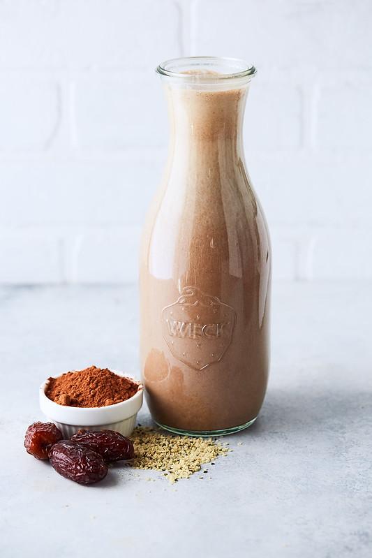 How to Make Hemp Milk {paleo, vegan, keto, whole30, nut-free}