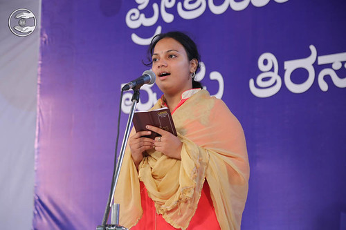 Devotional song by Saundrya from Hyderabad
