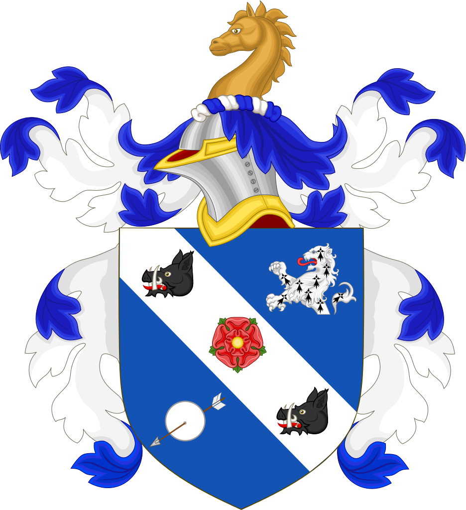 Coat of arms of Daniel Webster