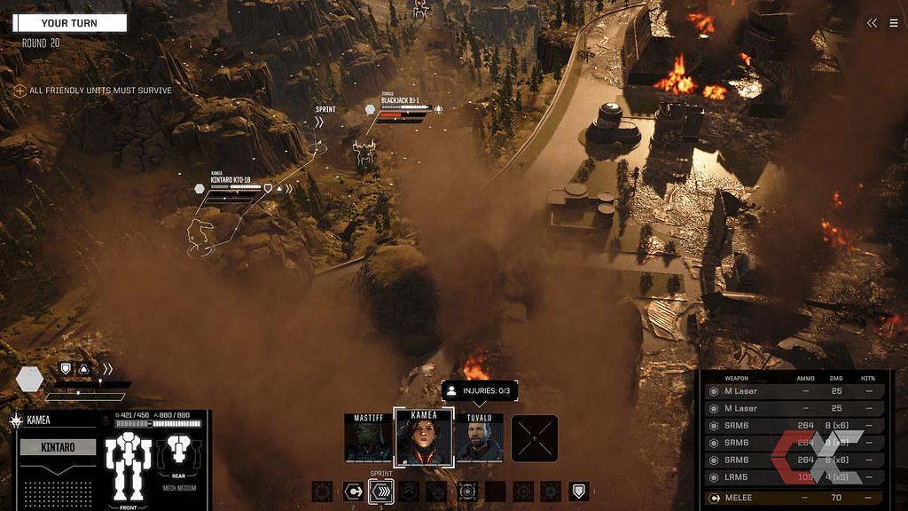 Battletech Review - OverCluster 07