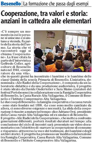 quotidiano L'Adige - martedì 19 febbraio 2019