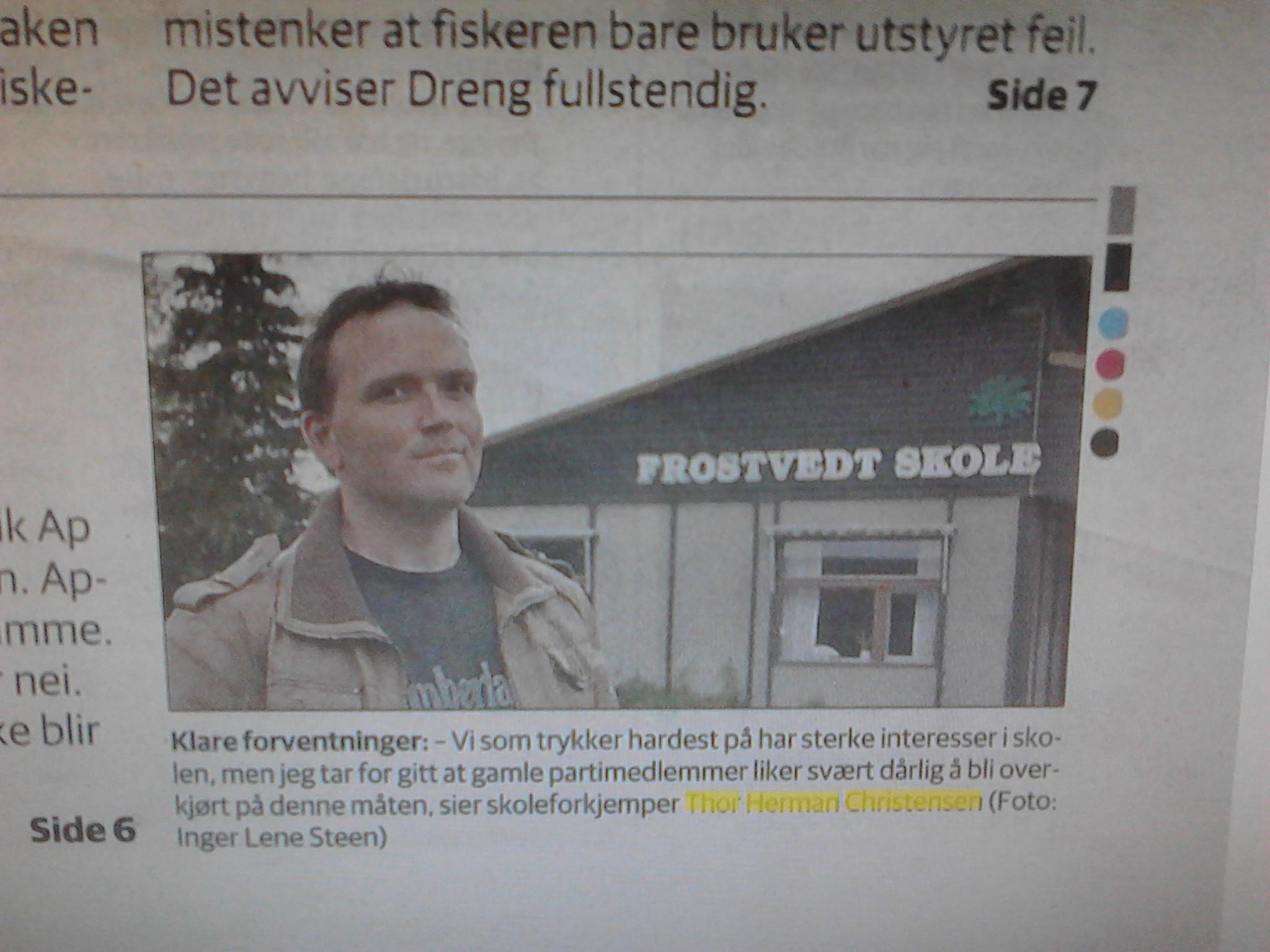 dd151235 Han her kalte vi Herman, på 70-tallet, sånn som jeg husker det. (Fra  Østlands-Posten 14. juni 2013)