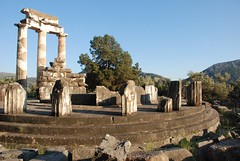 Grecia. Delfos. Santuario de Atenea Pronaia (19)
