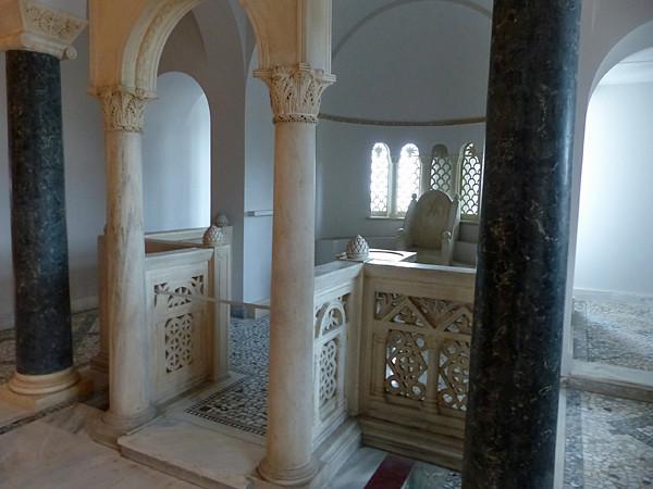 la chapelle de la villa